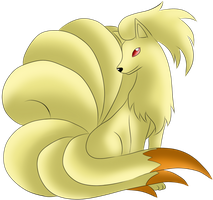 #038 Ninetails by Icedragon300