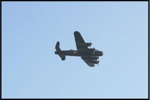 Lancaster visits Portsmouth by fraggingfreek