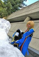 BlazBlue - Frozen Throne by Gwiffen