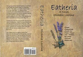 Cover for EATHERIA by Michelle Lovrine by taisteng
