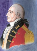 Benedict Arnold by gallsbaith