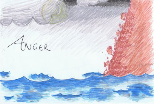 A storm of Anger by I-am-Inspired