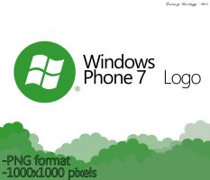 Windows Phone 7 Logo by metrovinz