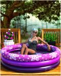 Not the pool I meant .. by DigiCuriosityDesigns