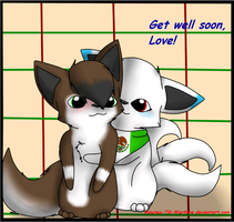 Get Well Soon. by Intruhcate