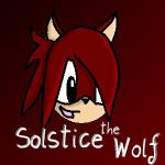 Solstice the Wolf! by SolsticeTheWolf