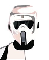 Scout Trooper by camer0wn