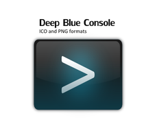 Deep Blue Console by Softcode