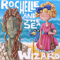 Rochelle and the Sea Wizard by berrynerdy