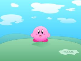Land of Kirby by forevercrestfallen