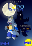Fugaia - Lubo Chapter 1 Cover by JomoOval