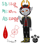CLOSED | Fantroll adoptable | Auction by MyDrawingSpace888