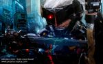 Metal Gear Rising by Projeto-Cosplay