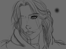 Leah Ortevsson (WIP) by HM-Artworks
