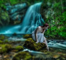 Serenity.. by Alz-Stock-and-Art