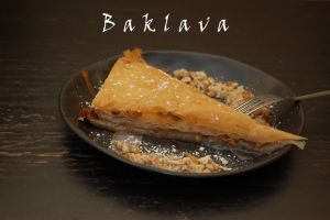 Christmas Special: Baklava by WhatsToEast