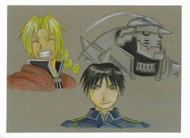 FMA by madds20