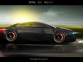 BMW Noire concept right by AS001