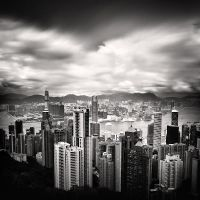 Victoria Peak I by Jez92
