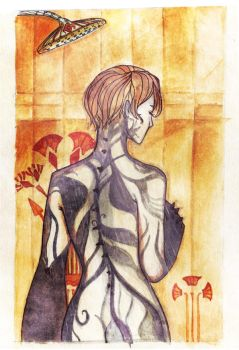 Gray Back by Nimuell