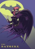 The Batgirl by JuliaMadrigal