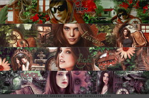 banners3 - ashley greene by SatelliteAlice