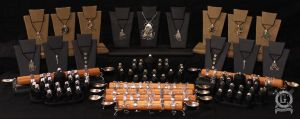 Doctorgus Jewelry Display - Spring 2015 by Doctor-Gus