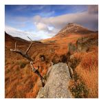 Errigal Mountain by Klarens-photography