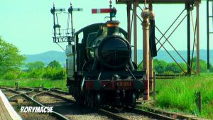 Great Western Railway 9531 at Bishops Lydeard by The-Transport-Guild