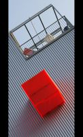 Red cube by 2510620