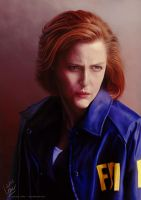 Scully by Islandstar