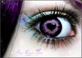 Eye Love You by Hellknight10
