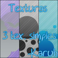 Pack TEXTURA SIMPLE by Karuhchitta