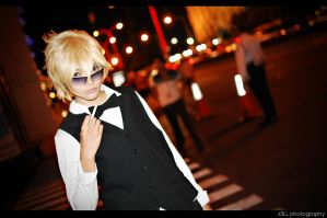 DRRR: Shizuo by z3LLLL