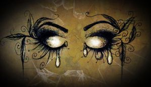 The broken hearted by artisticalshell