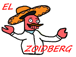 El Zoidberg by Zoidberg-Is-A-Meme