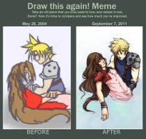 Draw this again meme by chikinnugets