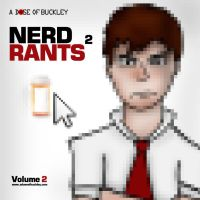 Nerd Rants 2 (squared), a fanmade CD cover by HeliumLoaded94