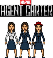 Agent Carter(peggy carter) by doctorstrange7