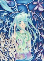 Vocaloid - Diva by NuclearCoreMeltdown
