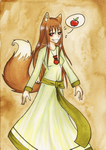 Horo by FoxInShadow