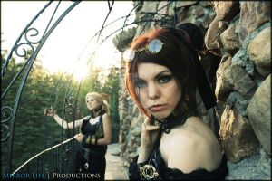 Steampunk Beauties Two by BaileyLynnPhoto