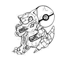 pokemon naruto mix 2-wip by PandaJay77