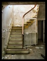 Staircase by Lost-But-Not-Found