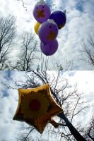 Pokemon Balloons by Kimba616