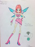 Mirta Magic Charmix by Broncat563