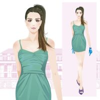 Gorgeous in Mint by tsugami