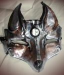 Coyote the Trickster Mask by Namingway