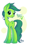 Grass Stain - MLP OC by Icecradle