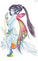Queen Mab by Freyad-Dryden